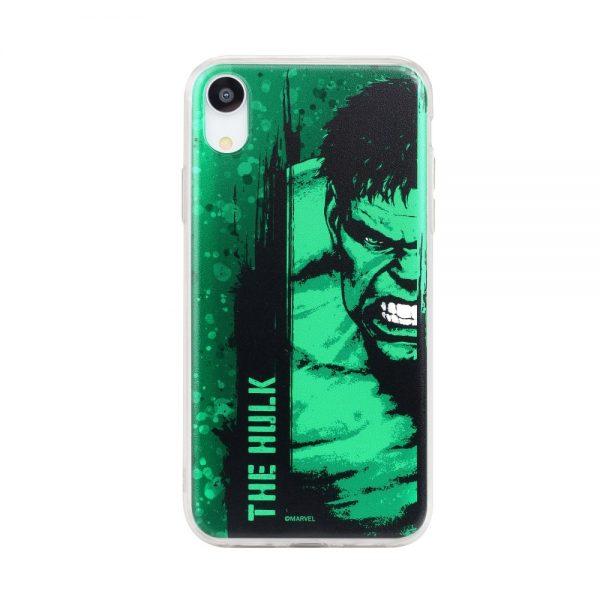 Púzdro Marvel Hulk 001 Samsung Galaxy J6 Plus zelené