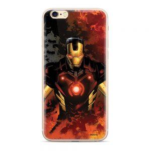 Púzdro Marvel Iron Man 003 Samsung Galaxy J6 Plus multicolor