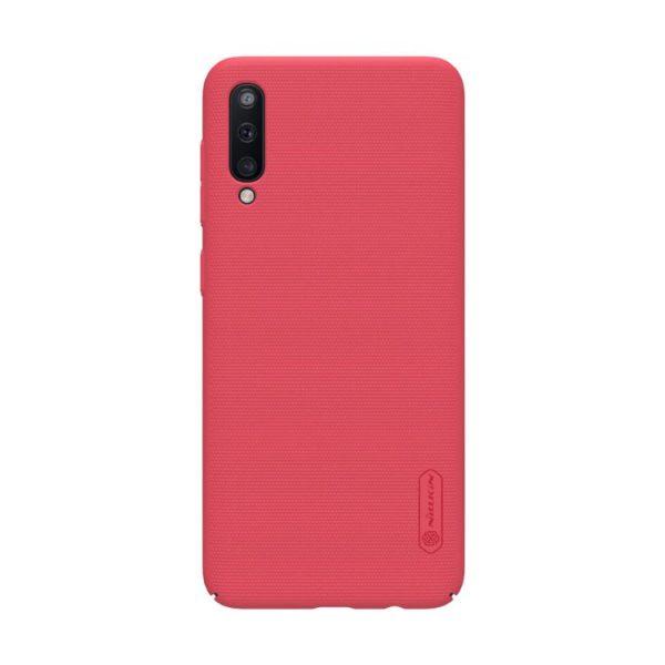 Puzdro Nillkin Super Frosted Samsung Galaxy A50 červené
