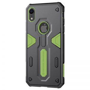 Púzdro Nilkin Defender 2 iPhone XR zelené