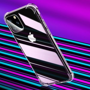 Púzdro USAMS Jam TPU iPhone 11 transparentné