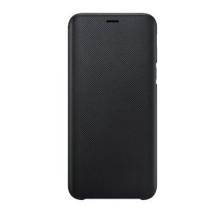 Knižka Samsung Galaxy J6 2018 Wallet Cover EF-WJ600CBE čierna
