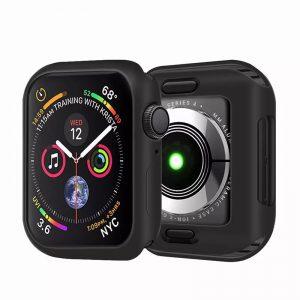 ProBefit Silicone Slim púzdro Apple Watch Series 4/5 44mm čierne