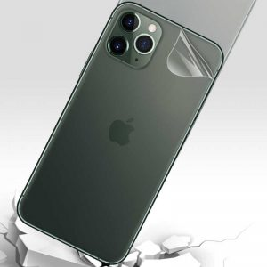 KINGMAS Hydrogel zadná ochranná fólia – iPhone 11 Pro transparentná GA00075E