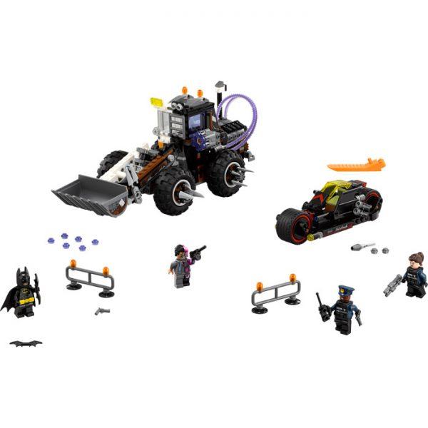 LEGO Batman Movie 70915 Dvojitá demolácia Two-Face