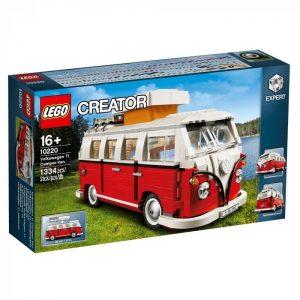 LEGO Creator 10220 Obytná dodávka Volkswagen T1