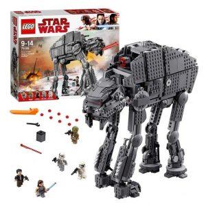 LEGO Star Wars 75189 Ťažký kráčajúcí kolos Prvého rádu