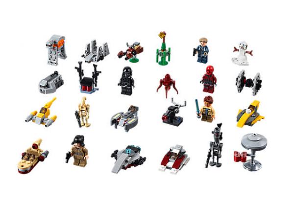 LEGO Star Wars 75213 Adventný kalendár