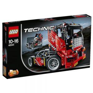LEGO Technic 42041 Pretekársky ťahač