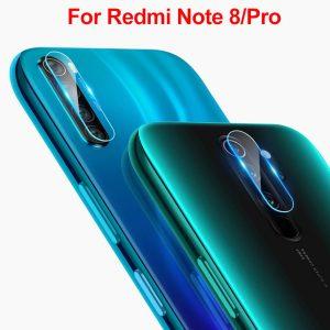 KINGMAS ochranné tvrdené sklo fotoaparátu pre Xiaomi RedMi Note 8 Pro GA00079E