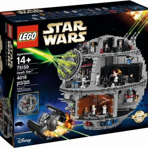 LEGO Star Wars 75159 Hviezda smrti