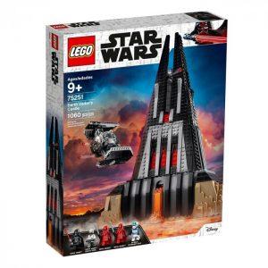 LEGO Star Wars 75251 Darth Vader a jeho hrad