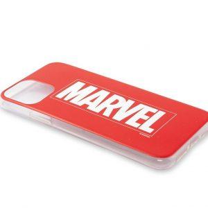 Púzdro Marvel 001 iPhone XR červené