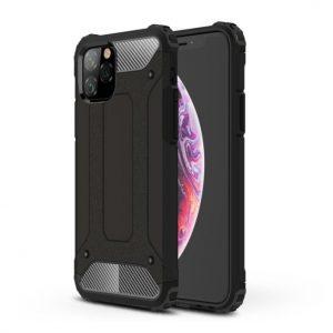 Púzdro TEL1 Armor Carbon iPhone 11 Pro čierne