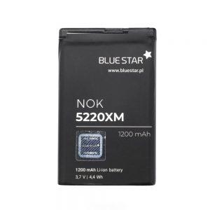 Batéria BlueStar Nokia 5220XM/5630/6303/6730 BL-5CT 1200 mAh