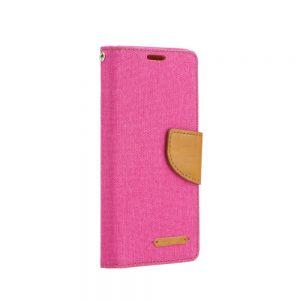 Knižka Canvas Book – Samsung Galaxy A12 ružová