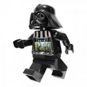 LEGO Star Wars 9002113 Darth Vader – hodiny s budíkom
