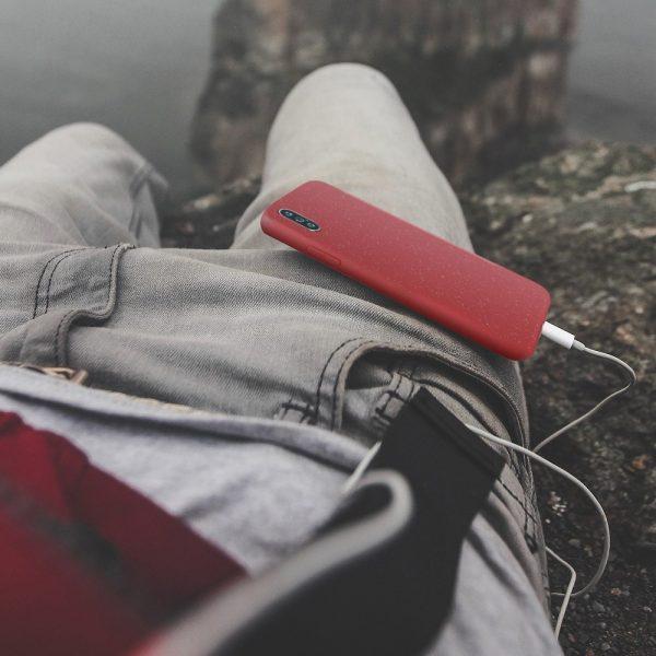 Púzdro Forcell BIO Zero Waste Case iPhone 11 Pro červené