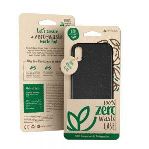 Puzdro Forcell BIO Zero Waste Case iPhone 11 Pro čierne