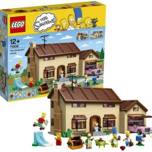 LEGO Simpsons 71006 Dom Simpsonovcov