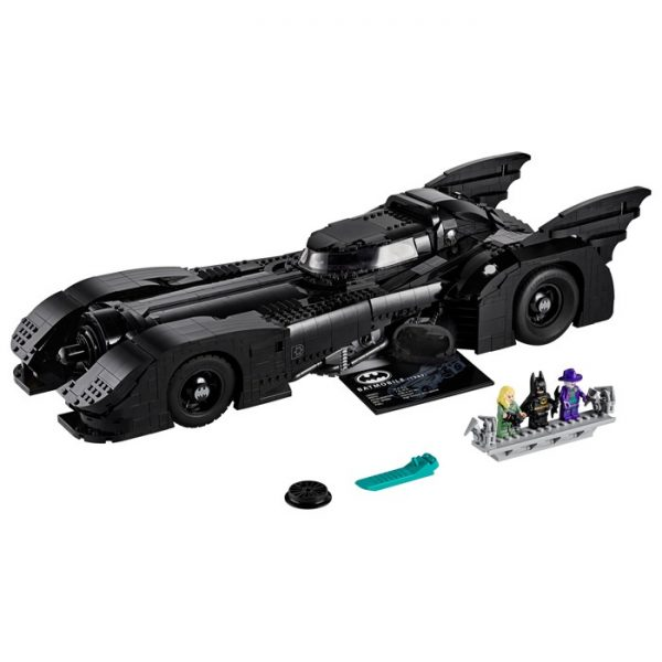 LEGO DC Super Heroes 76139 1989 Batmobil