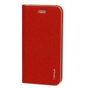 Knižka Vennus Book – Xiaomi RedMi 9 červená