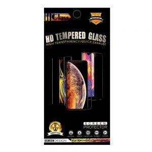 HARD 2.5D ochranné tvrdené sklo – Huawei Y6P #00002778