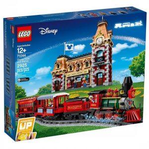 LEGO Disney 71044 Vlak a stanica