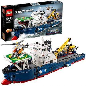 LEGO Technic 42064 Oceánska prieskumná loď