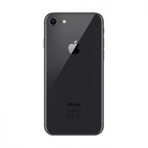 iPhone 8 – Zadný Housing OEM čierny