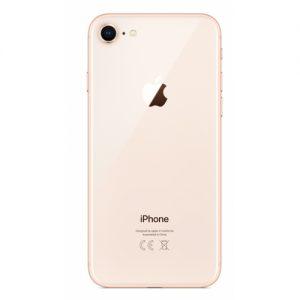 iPhone 8 – Zadný Housing OEM zlatý