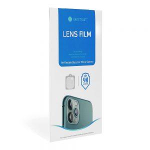 BestSuit Flexible Nano Glass keramické ochranné tvrdené sklo fotoaparátu Huawei P30 Pro #00002892