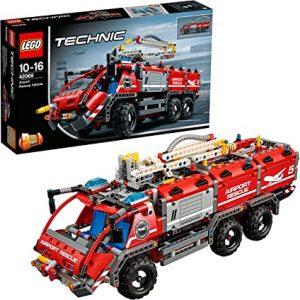 LEGO Technic 42068 Letiskové záchranné vozidlo