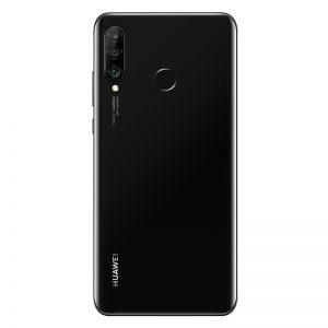 Huawei P30 Lite (MAR-LX1A) batériový zadný kryt so sklíčkom fotoaparátu 48MP OEM čierny