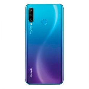 Huawei P30 Lite (MAR-LX1A) batériový zadný kryt so sklíčkom fotoaparátu 48MP OEM modrý