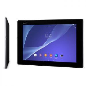 Sony Xperia Z2 Tablet (SGP511) – Zadný Housing s batériou a dielmi čierny originál