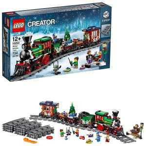 LEGO Creator 10254 Zimný sviatočný vlak
