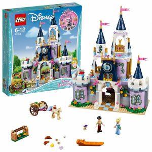 LEGO Disney 41154 Popoluškin vysnívaný zámok