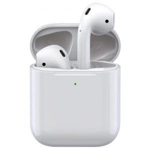 Slúchadlá Bluetooth i500 TWS Power Bank biele