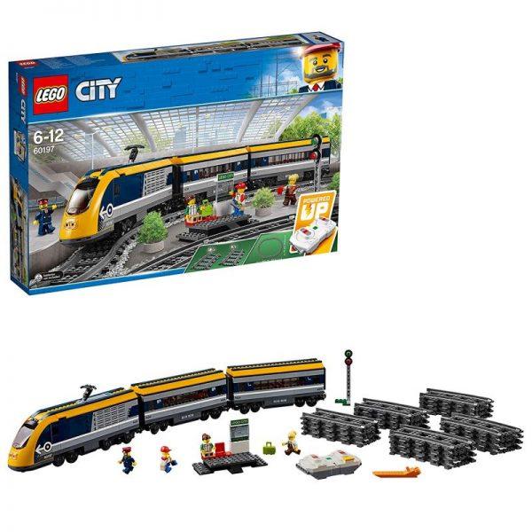 LEGO City 60197 Osobný vlak
