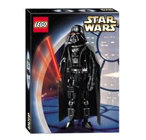 LEGO Technic 8010 Darth Vader – otvorená krabica