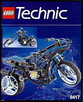LEGO Technic 8417 Mag Wheel Master – otvorená krabica