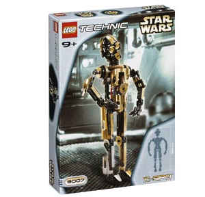 LEGO Technic Star Wars 8007 C-3PO
