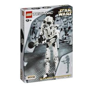 LEGO Technic Star Wars 8008 Stormtrooper
