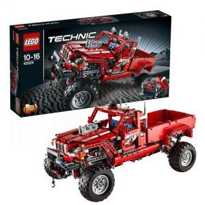 LEGO Technic 42029 Špeciálny Pick Up – otvorená krabica