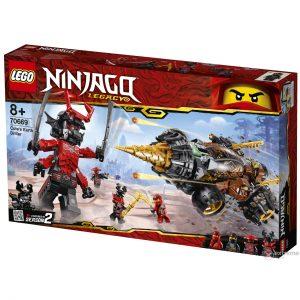 LEGO Ninjago 70669 Coleov raziaci vrták