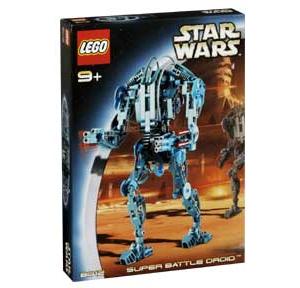 LEGO Technic Star Wars 8012 Super Battle Droid